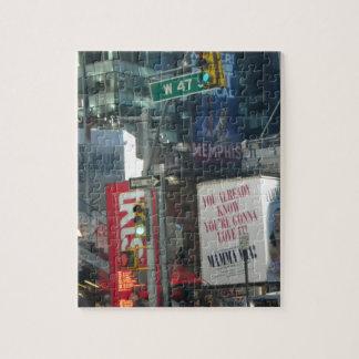 NYC Mamma Mia! Puzzles
