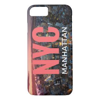 NYC- Minimal iPhone 7 Case