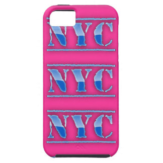 NYC New York City iPhone 5/5S, Vibe Case