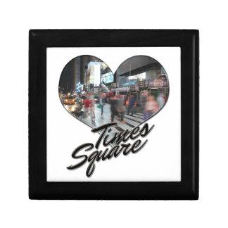 NYC New York City Skyline Souvenir Times Square Gift Box