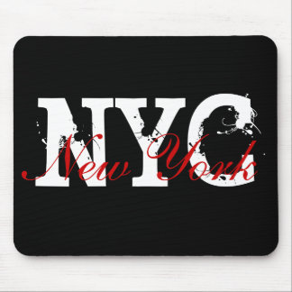 NYC New York Mousepad