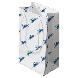 NYC New York Skyline v5 Small Gift Bag