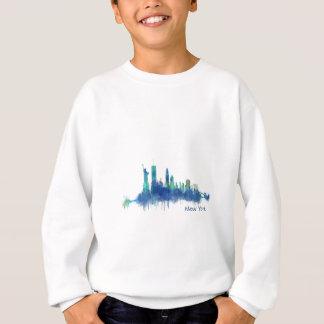 NYC New York Skyline v5 Sweatshirt