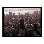 NYC Norman Thomas High School Aerial Postcards
