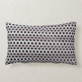 NYC On The Street Pillow-Dots Lumbar Cushion
