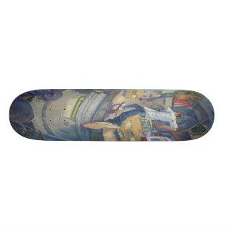 nyc skate custom skate board