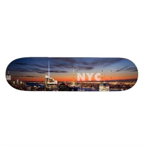 NYC SKATE DECK