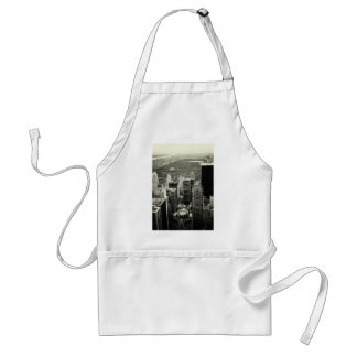 NYC Skyline and Central Park Aprons