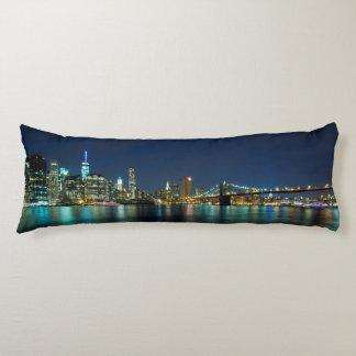 NYC Skyline Body Cushion