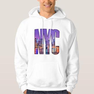 NYC Skyline (Dark) Hoodie