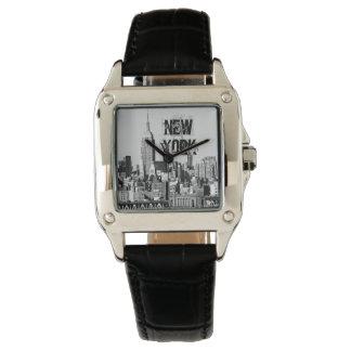 NYC Skyline II Watch