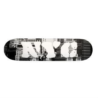 NYC Skyline IX 21.6 Cm Skateboard Deck