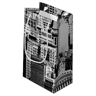 NYC Skyline IX Small Gift Bag
