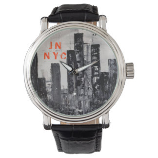 NYC Skyline Watch