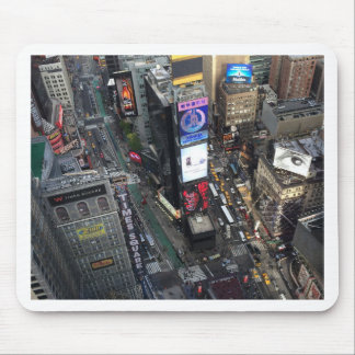 NYC Times Square Mouse Pad