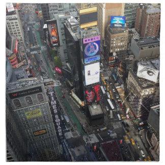 NYC Times Square Napkin