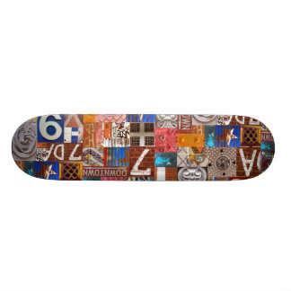 NYC up close Skate Boards