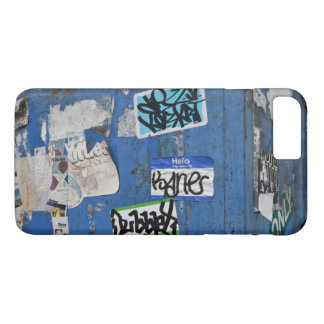 NYC Urban Street Photography Graffiti Art New York iPhone 8 Plus/7 Plus Case
