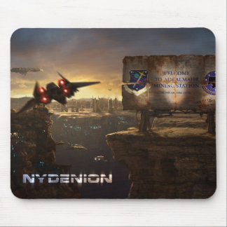 Nydenion Mouse PAD Adcalmahr Sign