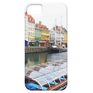 Nyhavn canal in Copenhagen, Danmark Case For The iPhone 5
