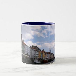 Nyhavn Two-Tone Coffee Mug