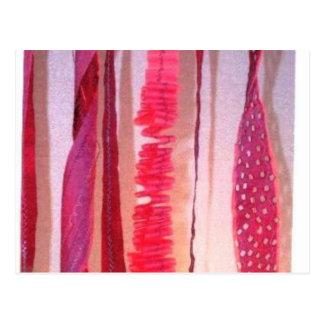 Nylon Strips Postcard