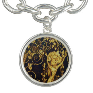 Nymph Charm Bracelet