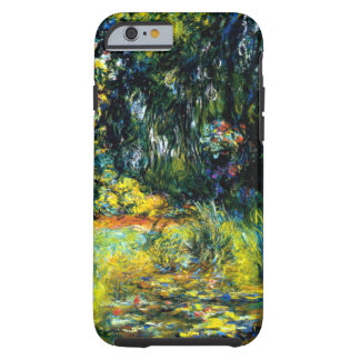 Nympheas(Water Lilies) by Claude Monet Tough iPhone 6 Case