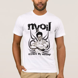 NYOIL Approves My Message Tee