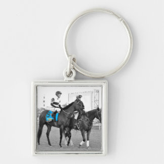 Nyquist Key Ring