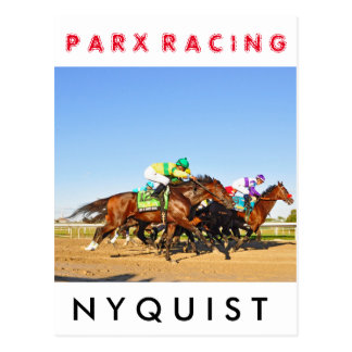 Nyquist Pa. Derby Postcard