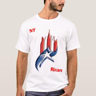 NYrican, NY, Rican T-Shirt