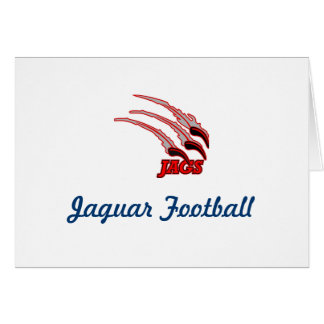 Nys Jaguars Under 8 Card