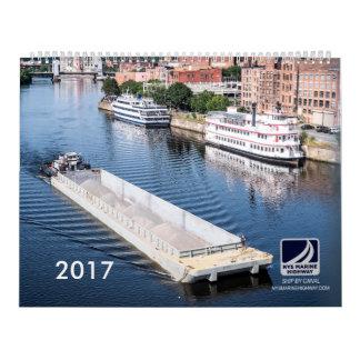 NYS Marine Highway Transporation Co 2017 Calendar