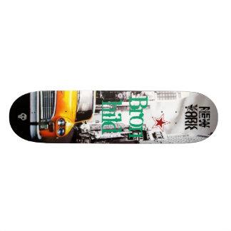 NYT NEW YORK BronhilD Custom Skate Board