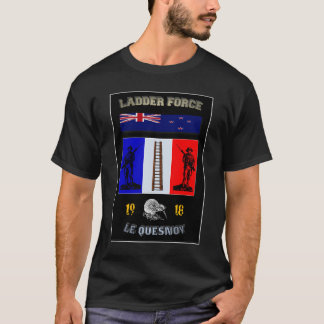 NZ FIGHTING SPIRIT WW1 T-Shirt
