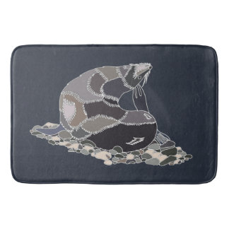 NZ Fur Seal Bath Mat