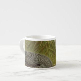 NZ Herons Semi-Abstract