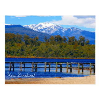 nz jetty postcard