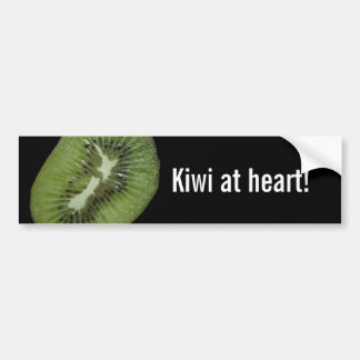 NZ Kiwi Bumper Sticker