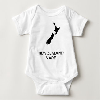 NZ MADE BABY BODYSUIT
