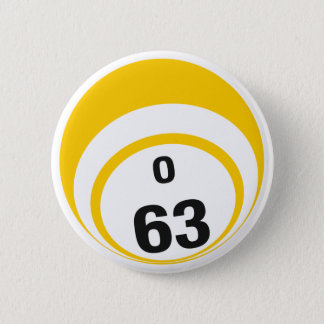 O63 Bingo Ball button