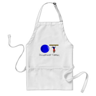 O and T Adult Apron