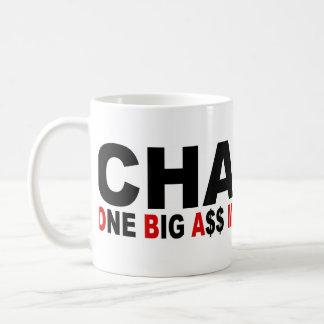 O.B.A.M.A. CHANGE Mug