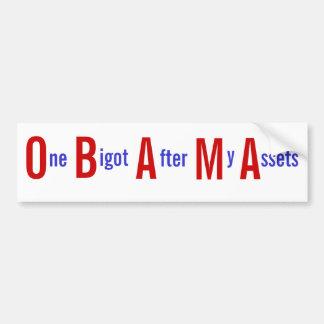 O.B.A.M.A. Truth - Bumper Sticker
