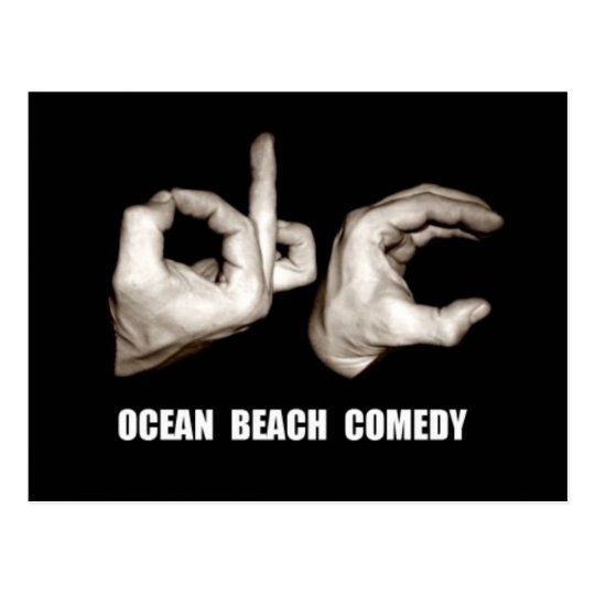 O.B.C. Post Card