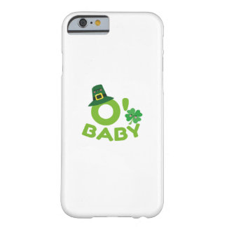 O' Baby St. Patrick's Day Mom To Be New Mom Barely There iPhone 6 Case