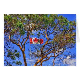 O Canada - Cards