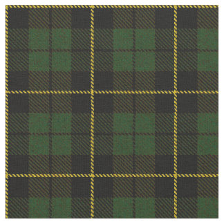 O.D. Kelly green plaid yellow/gold/black stripe Fabric