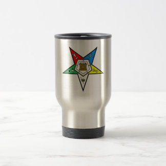 O.E.S. Stainless Mug